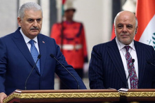 Başbakan Yıldırım Irak Başbakanı İbadi ile telefonda görüştü