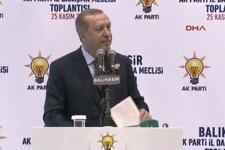 Cumhurbaşkanı Erdoğan'dan CHP'ye sandalye eleştirisi