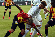 Göztepe Akhisarspor maçı sonucu ve özeti