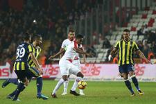 Antalyaspor-Fenerbahçe maçı golleri ve geniş özeti