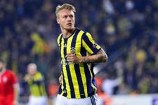 Fenerbahçe'de Simon Kjaer sürprizi