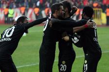 Eskişehirspor ile  Çaykur Rizespor yenişemedi
