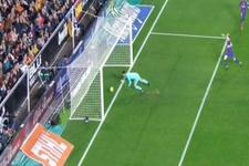 Messi'nin golü güme gitti ortalık karıştı