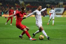 Kayserispor - Başakşehir maçının geniş özeti ve golleri