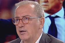 Fatih Altaylı'dan Dursun Özbek'e ağır eleştiriler