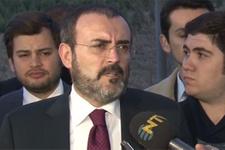 AK Parti Sözcüsü: