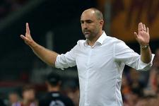 Taraftardan Tudor'a destek Beşiktaş'a gönderme