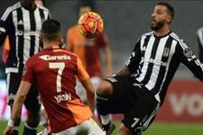 Aralık ayında 16. Beşiktaş Galatasaray derbisi