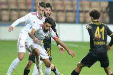 Kardemir Karabükspor sahasında  İstanbulspor'u yendi