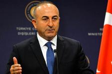 Mevlüt Çavuşoğlu'ndan flaş Afrin açıklaması!