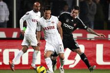 Beşiktaş'dan 9 gol yiyen Manisaspor'un 6 puanı daha silinebilir