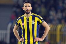 Fenerbahçe'de Mehmet Topal kadro dışı bırakıldı
