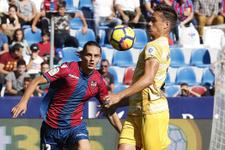 Levante'yi Enes'in golü de kurtaramadı