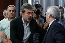 Aykut Kocaman'ın istifası Aziz Yıldırım'dan döndü