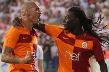 Galatasaray'da Maicon farkı