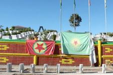 Diyarbakır'da PKK simgeli mezar taşları için talimat