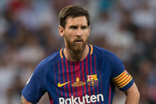 Lionel Messi yine dalya dedi!