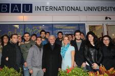 Başbakan Yıldırım'dan Türk üniversitesine ziyaret