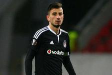 Beşiktaş'tan Oğuzhan Özyakup için resmi açıklama