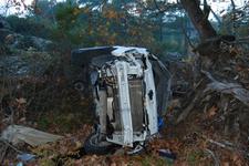Çanakkale'de trafik kazası: 4 yaralı
