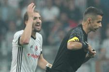 Beşiktaş'ta Caner Erkin belirsizliği