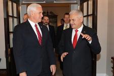 Başbakan Yıldırım ABD'deki kritik görüşmeyi anlattı