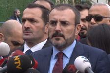 AK Parti Sözcüsü Ünal'dan seçim ittifakı açıklaması