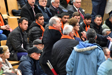 CHP'de gergin kongre eleştirince tepkiler yükseldi