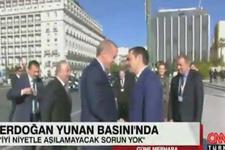 Erdoğan: Rumların Kıbrıs rüyaları asla gerçekleşmeyecek