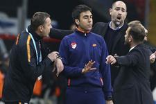 Galatasaray cephesinden Okan Buruk'a tepki