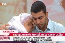 Fox Tv Kaybolan Çiçekler Abdullah Saygı annesini bulabildi mi?