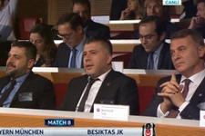 Kurada Bayern Münih çıkınca Fikret Orman