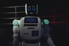 Robotlar rap yapıp hünerlerini sergiledi