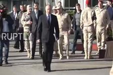 Putin'in peşinden giden Esed'i Rus general durdurdu