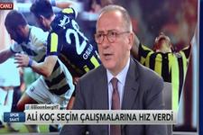 Fatih Altaylı: Galatasaraylı olarak Aziz Yıldırım olsun isterim