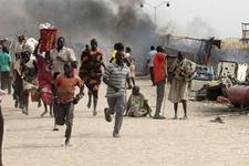 Ülkeyi kan gölüne çeviren çatışma! 170 ölü