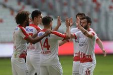Antalyaspor tur biletini kaptı