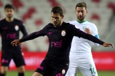 Sivas Belediyespor Galatasaray maçı fotoğrafları