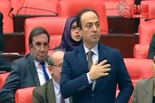 HDP'li Baydemir'e Kürdistan soruldu, kalbini gösterdi