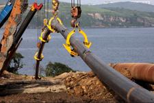 Türk akımı boru hattı güzergahı değişti o ülke devre dışı