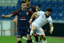 Başakşehir Maraşspor'a şans tanımadı