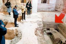 Topkapı Sarayı'nda tarihİ keşif restorasyonda bulundu
