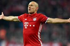 Robben'den Bayern Münih'e kötü haber
