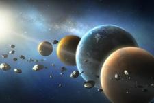 NASA'nın yeni keşfi 8 gezegenli bir sistem bulundu