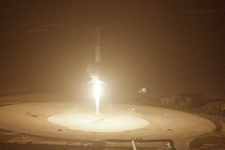 NASA'dan bir ilk roket ve kapsül aynı anda