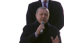 Erdoğan'dan Kılıçdaroğlu'na: Yargıda hesabını vereceksin