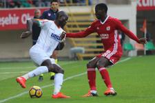 Alanyaspor Sivasspor maçı sonucu ve golleri