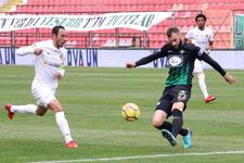 Akhisaspor Kayserispor maçı sonucu ve golleri