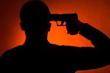 Binbaşı beylik tabancasıyla intihar etti!