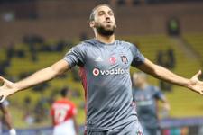 Şampiyonlar Ligi'nde en güzel gol yine Cenk Tosun'dan